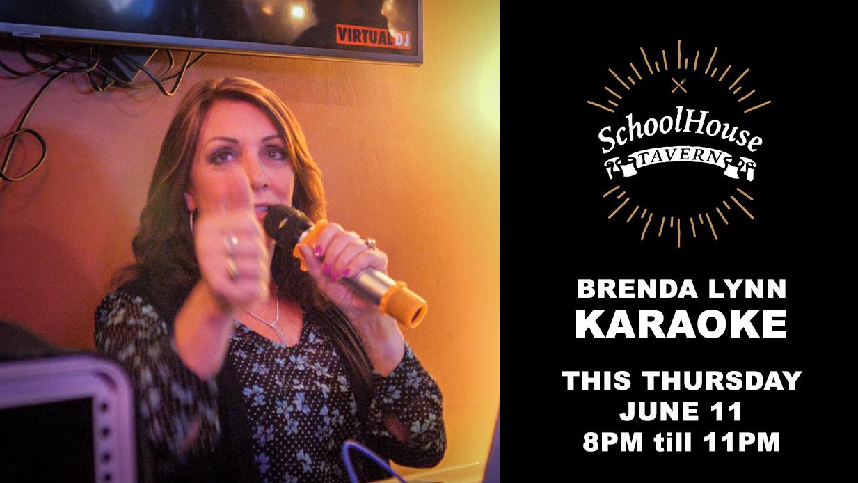 Brenda Lynn Karaoke